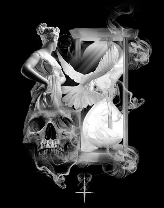 Life After Death Radu Paintings Prints Fantasy Mythology