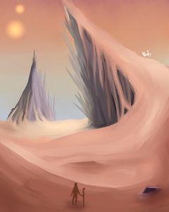Desert Peach