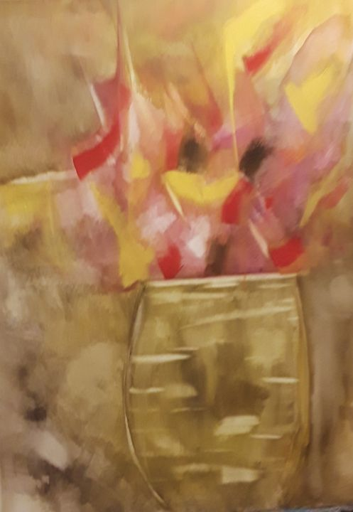 The abstract vase - GillGalleries