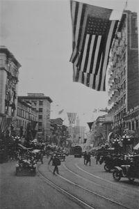 Seattle Washington 1915