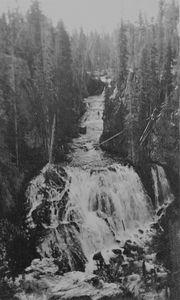 Yellowstone Keppler Cascade ;1915