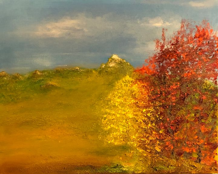 Fall in the Western Mountains - AMO Studio