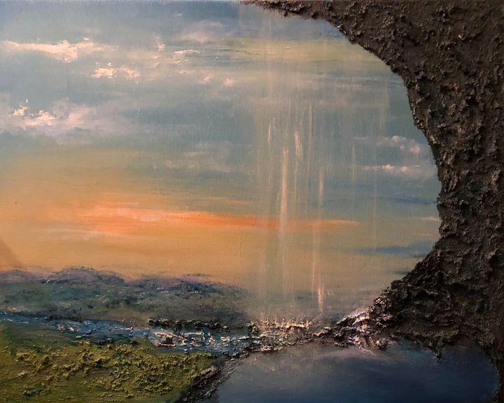 Grotto Falls - AMO Studio