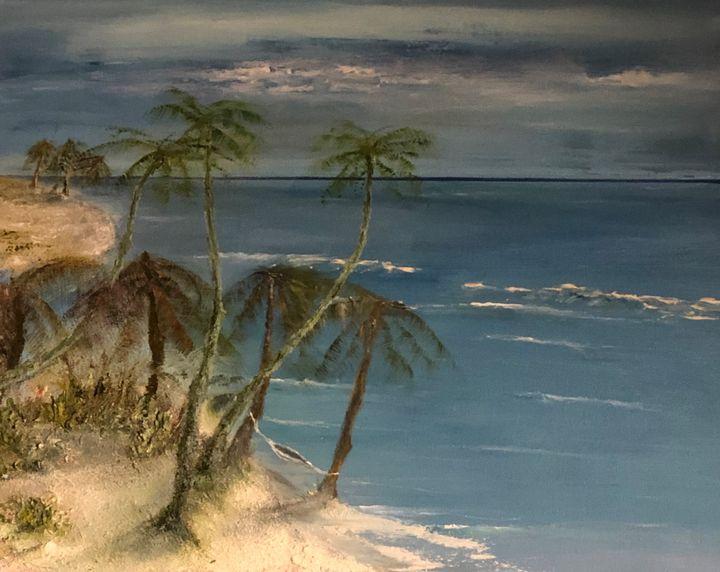 Stormy Palms - AMO Studio