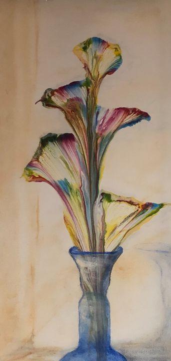 Rainbow Lily - AMO Studio