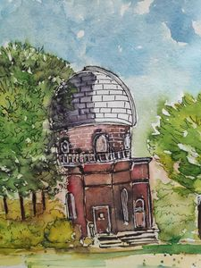 Observatory in Brown University