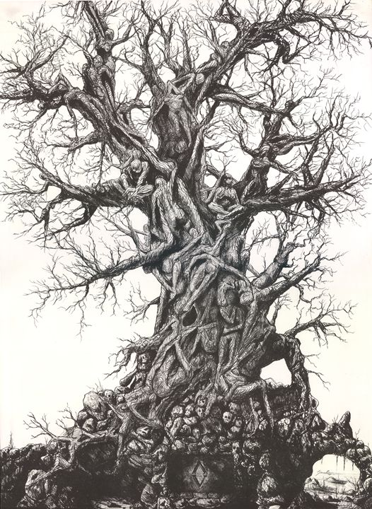Tangle Tree - Crooked Rook Studios