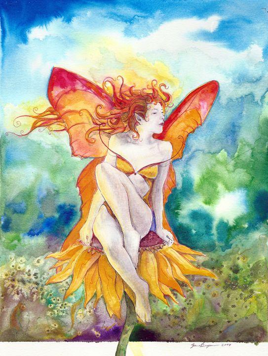 Sun Fairy - Crooked Rookery