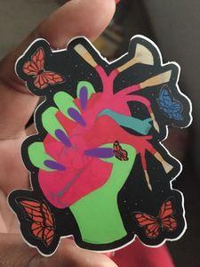 An Ode to All Artist Sticker