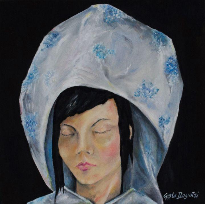 Miyuki The Bride - GiotA Bogiatzi