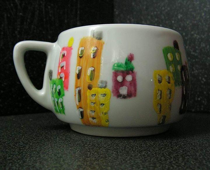 City Life Greek Tea - GiotA Bogiatzi