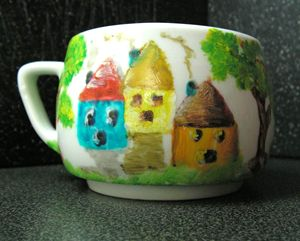 Small Village Greek Tea - GiotA Bogiatzi