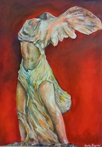 Samothrace_The Winged Victory