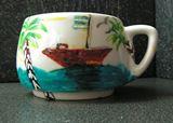 Original painting on Mug