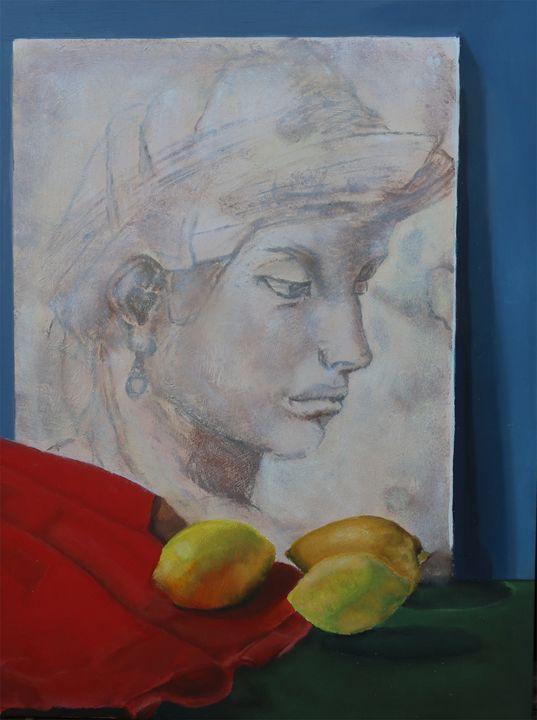 Traditional Still Life - Cheryl H Knight