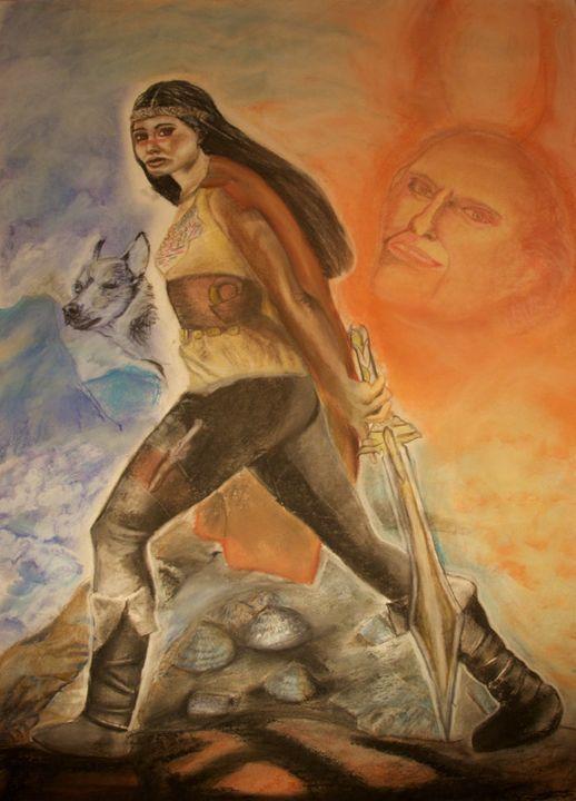 Ms. Robin Hood - Cheryl H Knight