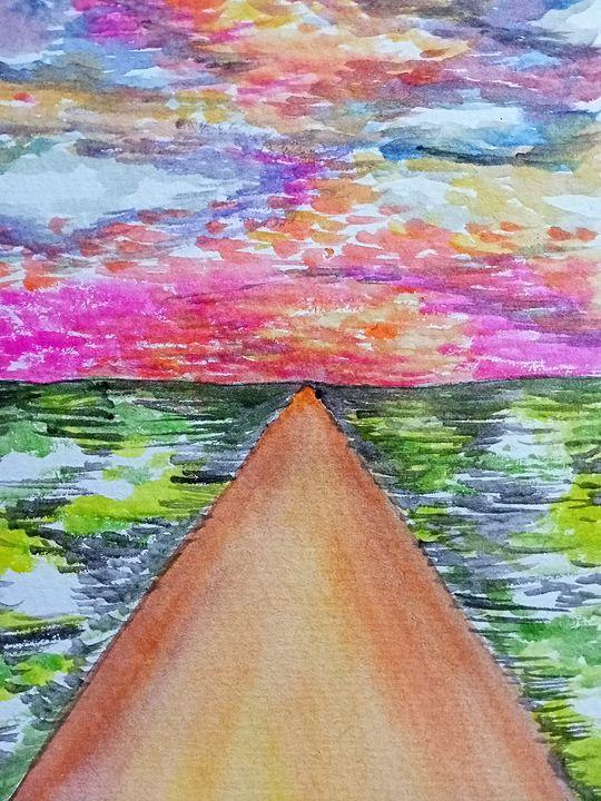 Road to Somewhere - Dana Naval