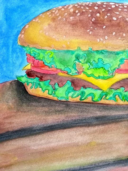 Hamburger - Dana Naval