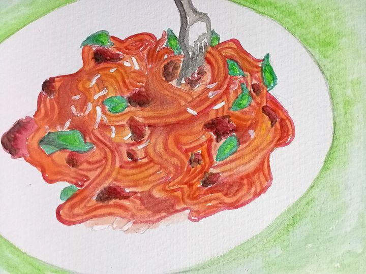 Spaghetti - Dana Naval