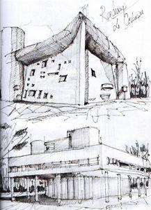 Le Corbusier's masterpieces