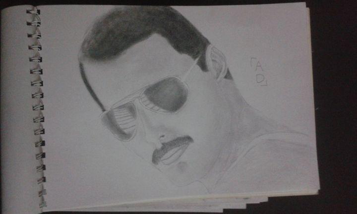 Freddie Mercury - Aleksander Dishnica
