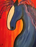 Original Nameless Horse