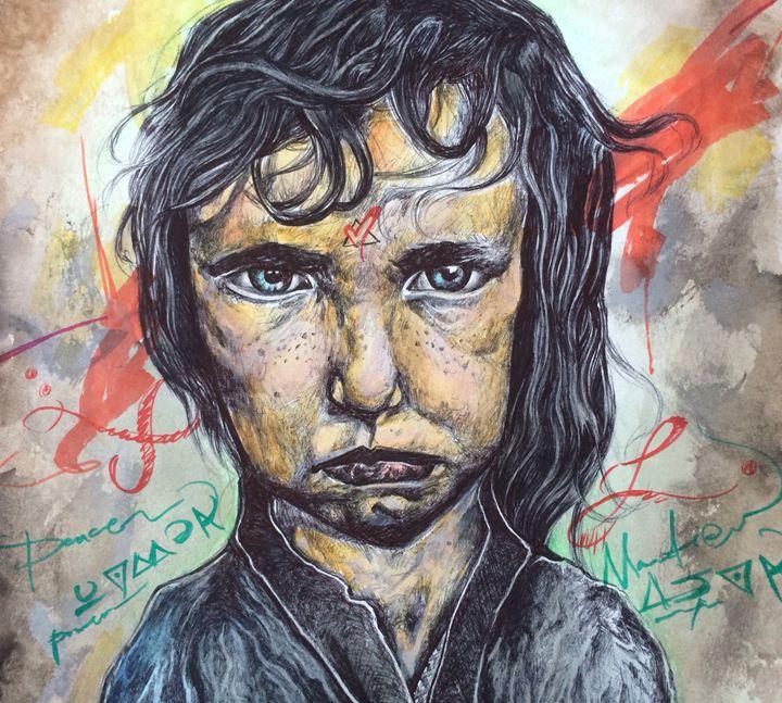 Vlad Dracula's Childhood - Sandro Sen Figueroa