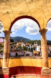 Taxco's Window