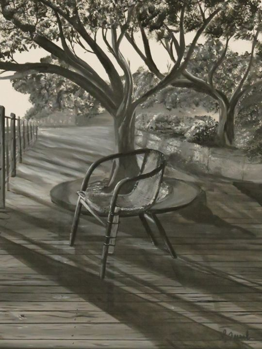 Boardwalk Peace - Lj Feasel - Artist