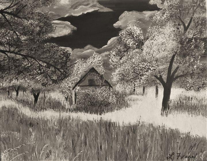 Moonlight Shack - Lj Feasel - Artist