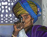 Rasjasthani Farmer