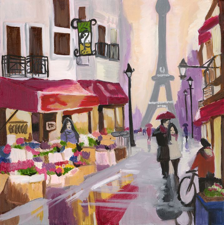An Evening in Paris - Malee Kenworthy