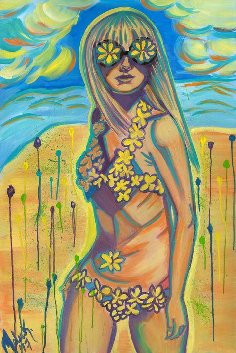 Flower Child - Malee Kenworthy