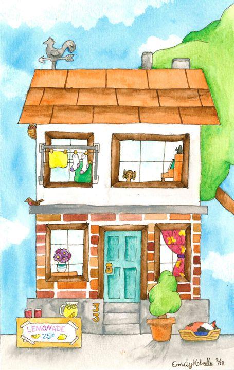 House of the Family - Emily Koballa