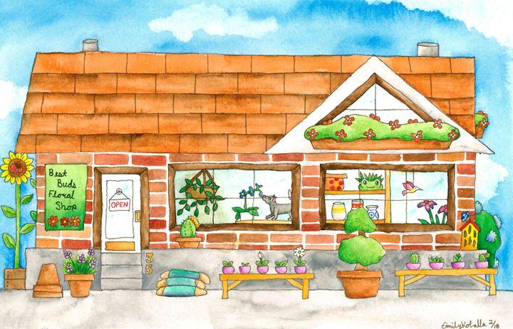 Best Buds Floral Shop - Emily Koballa