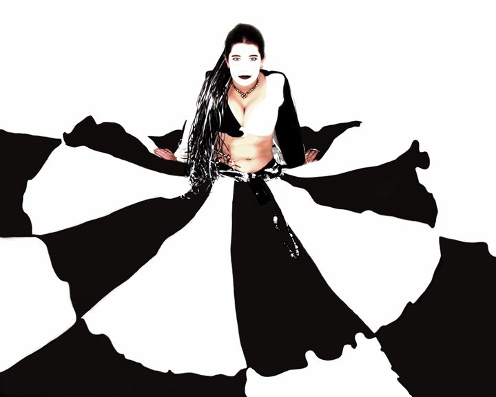 Forever Dress - The Electric Eccentric Studio