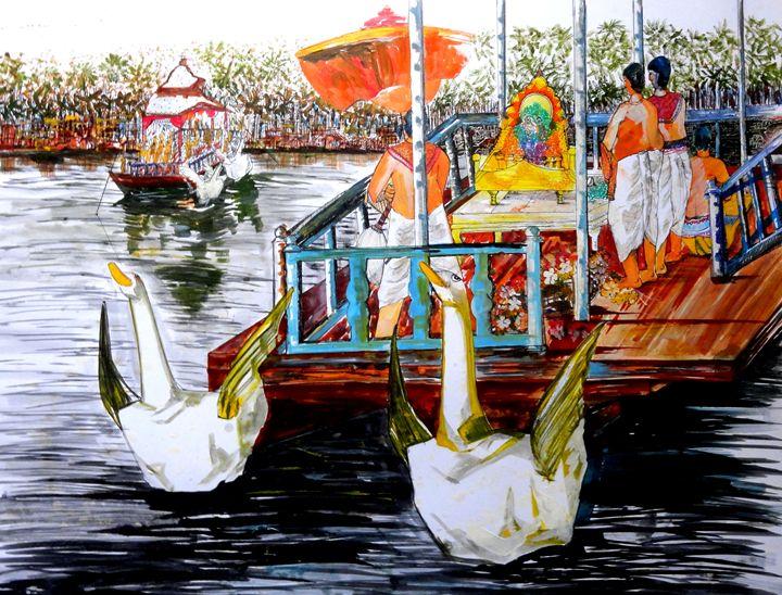 chappa at narendra - Jay Jagannath