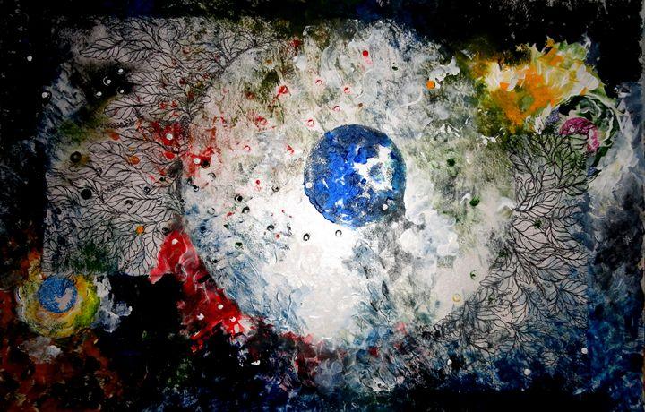 Eye of God - Jay Jagannath