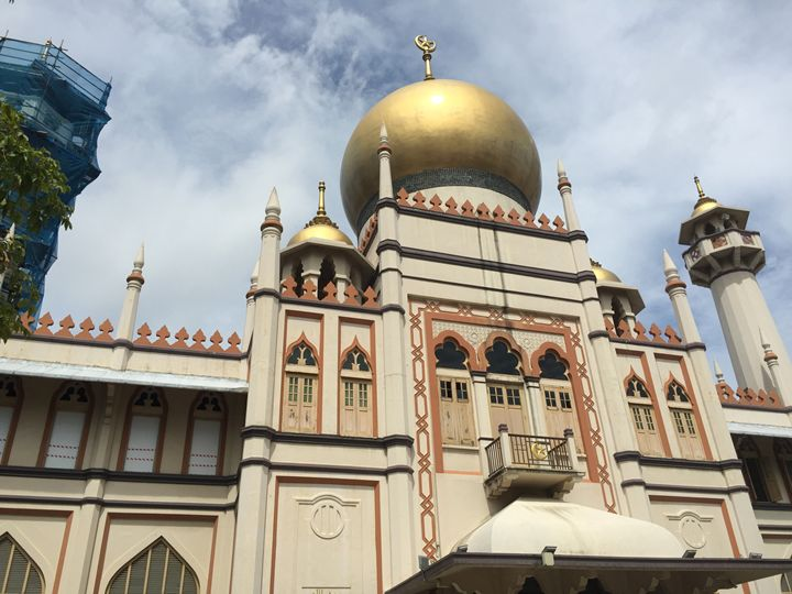 Sultan Mosque - Adventure