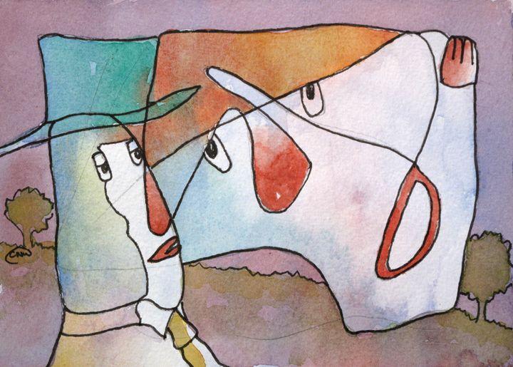 The Bore - Outsider Art