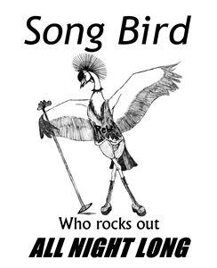 Song Bird - Constance Nik