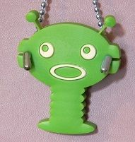 Alien Pendant - Auntie Bump's collection