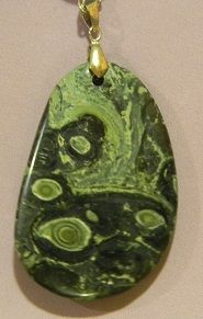 Neposemo Agate Pendant - Auntie Bump's collection
