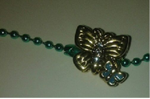 Pugster Butterfly Pendant - Auntie Bump's collection
