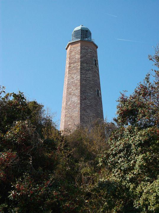 Old Cape Henry Light - Ren's Lens