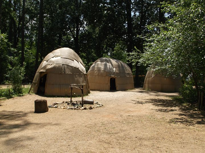 Native American Village 2 - Ren's Lens