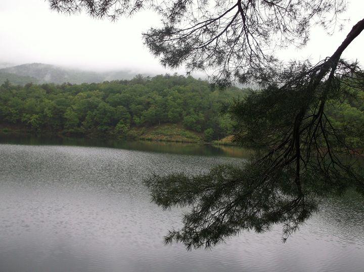 Douthat Lake 2 - Ren's Lens