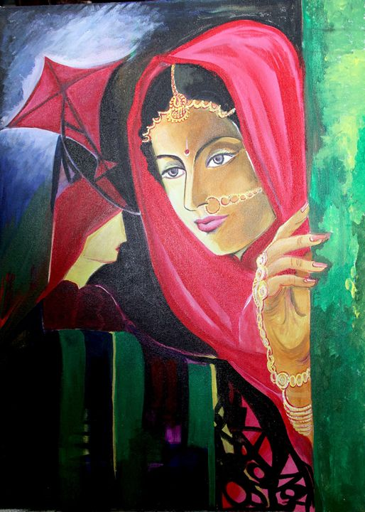 FLY HIGH..!! - Paintings by Dr. Anita Varshney (AVA-Art Gallery)