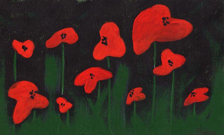 Flores 2 - Soley Arte