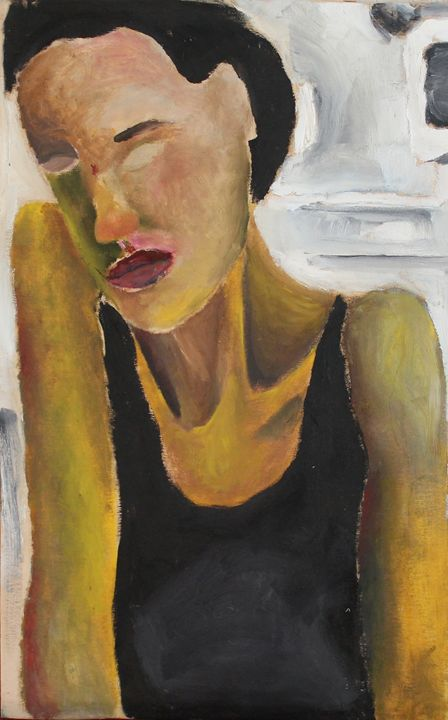A state of mind - Maria's paintings